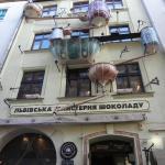 Lviv's Chocolate Factory Foto