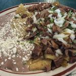 Chilaquiles with Asada