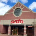 Outback Steakhouse!!!