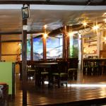 Le Lézard Jaune Café