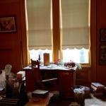 John Muir's writing desk