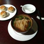 Jiangnan style Noodle in HotelRestaurant
