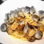 The best spaghetti with vongole