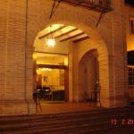 Puerta Entrada Hotel