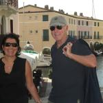 cc and guest in port grimaud