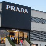 Prada @ The Mall