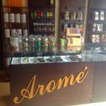 Arome Cafe...