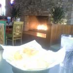 fireplace Highland