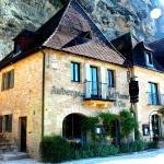 Stunning location on the banks of the Dordogne river