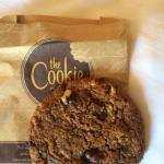 Complimentary cookie