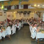 Salle à manger de l'auberge de Nîmes, pour les groupes