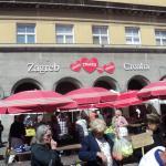 Dolac open air market by inga juraga