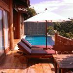 Suite private deck