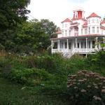 Le gîte l'Ermitage situé à moins de 10 minutes à pied du centre-ville