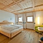 Doppelzimmer Colani, 17 m2