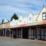 Wie eine kleine Westernstadt: Das Village Inn Hotel