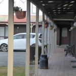Parken vor der Tür