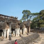 Ват Чанг Лом.То, что осталось от слонов.