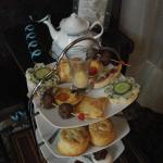 Wonderful February Casablanca Tea Time!
