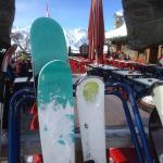 A Chamonix, on skie Rossignol mais aussi Kästle