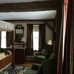 The Seth Warner room