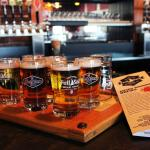 Full Sail Brewing Taster Tray