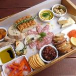 PK Grazing Board for Two