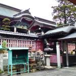 本妙寺 浄池廟本殿(加藤清正のお墓)