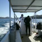 BA Divers Boat