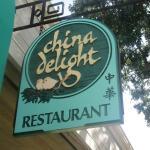 China Delight Restaurant, Crossroads Shopping Center, Carmel, Ca
