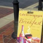Cafe Stravaganza, Carmel, Ca