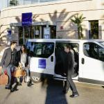 Navette hôtel-aéroport gratuite 24h/24