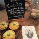 Bard Tarts at The Steading Bistro