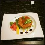 Avocado Supreme With Salmon