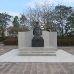 天璋院(篤姫)像