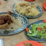 Authentic Malaysia chinese food