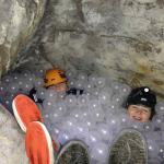 Indoor caving system @ Dunmore Adventure