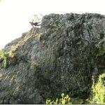 Klettern am Großen Zacken