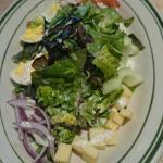 Windy Ridge Cafe Crispy Salad