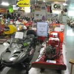 Top of the Lake Antique Snowmobile Museum