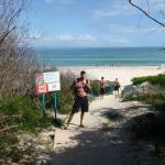 Backpackers Inn on the Beach at Byron Bay Foto