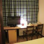 Desk & TV Room #212 (10/Feb/15).