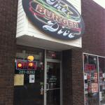 The burger dive in Billings