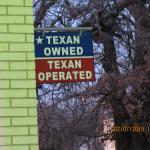 Texan Owned, Texan Operated