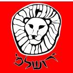 The jeruslemit sticker u can find it only at Tuvya bistro pub