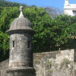 Old City Walls San Juan