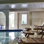 Relax and rejuvenate in our Indoor Pool