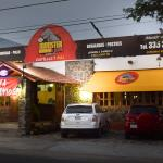 El nuevo lugar de Godzilla's Monster Burger BBQ