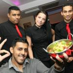 Staff at Royal Tandoori