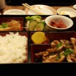 I having my dinner here. The food is pretty nice and full. Price is average but because it is at
